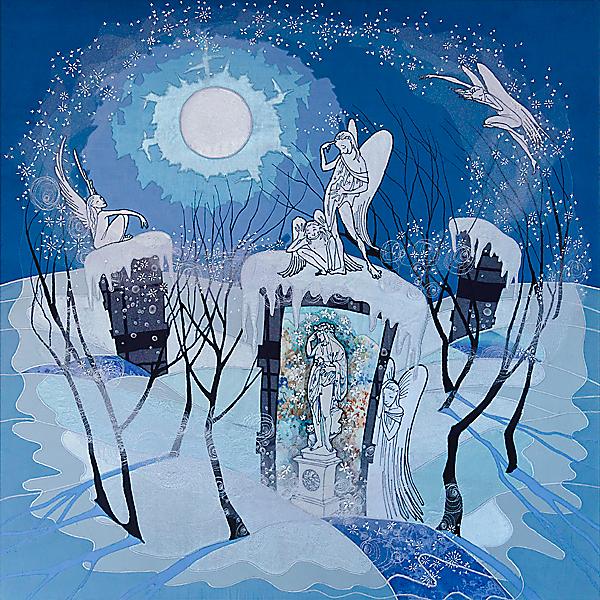 Winter dream in the Summer Garden / Зимний сон в Летнем саду
